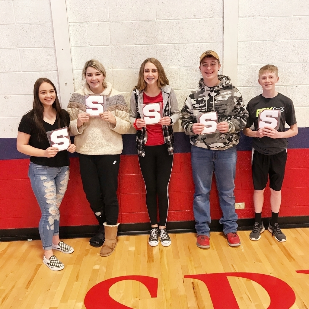 "Fall 2019 ""S"" Club Inductees"